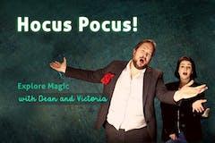 Hocus Pocus! Explore Magic