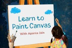 Learn to Paint Canvas