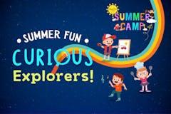 Summer fun - Curious Explorers