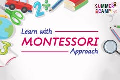 Learn with Montessori Approach