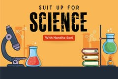 Suit up for Science