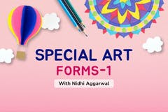 Special Art forms - Part 1