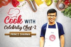 Cook with Celebrity Chef Prince - 2