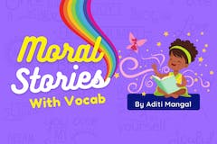 Moral Stories with Vocab